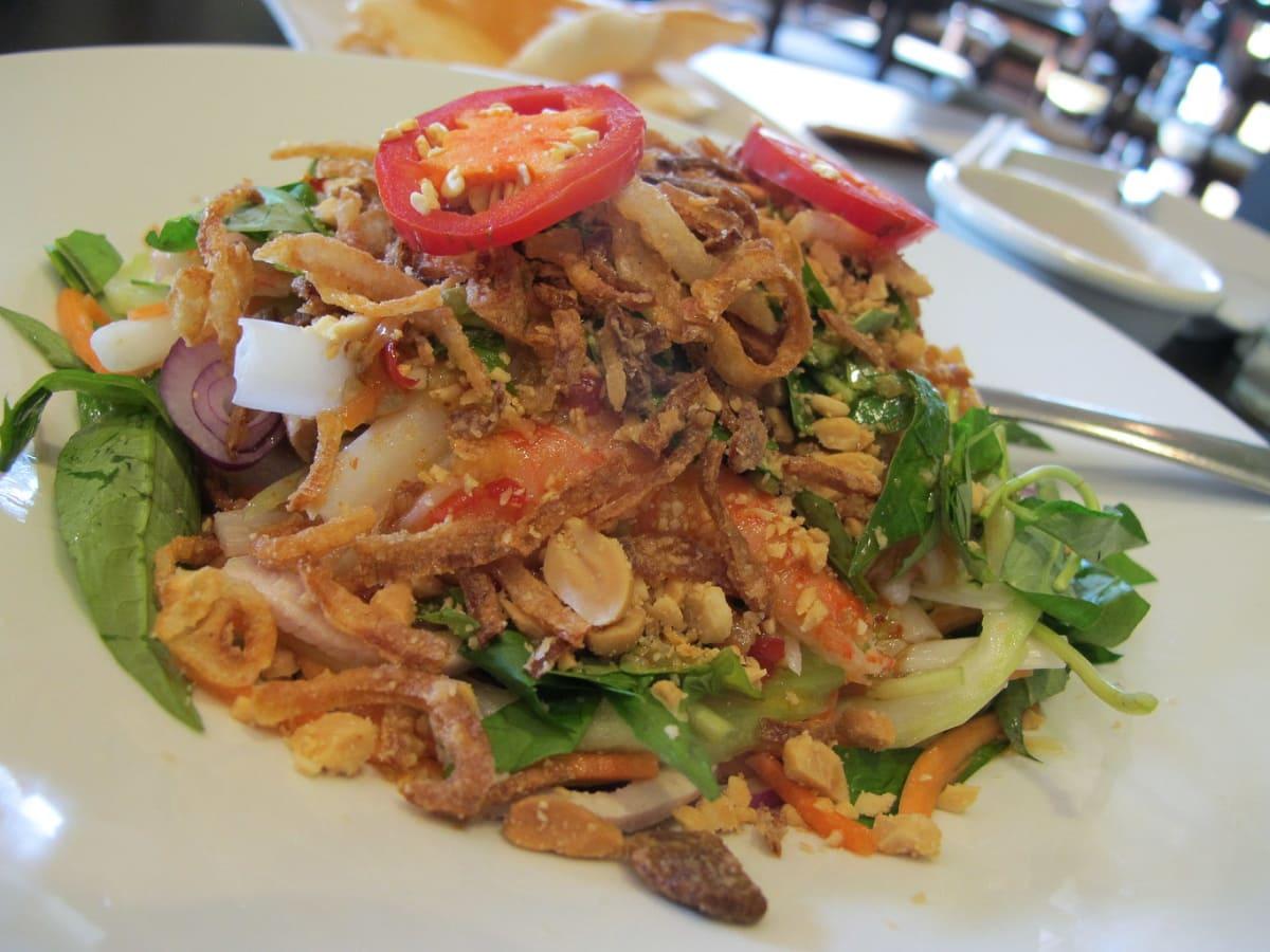 News_Ruthie_Mai's_Lotus Root Salad