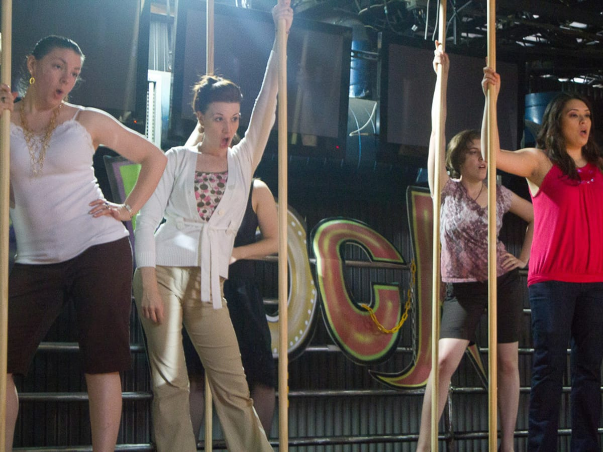 houston Stripper pole