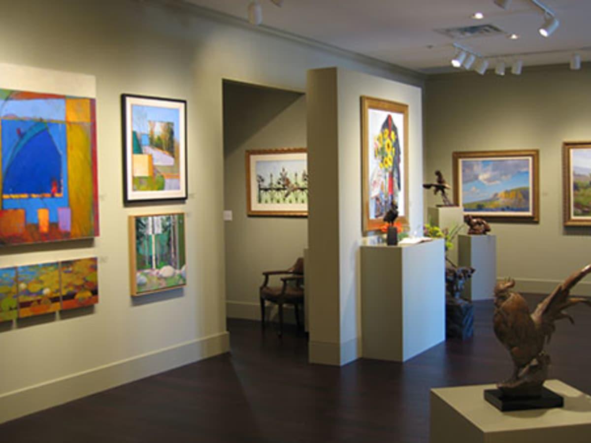 Austin photo: Places_Arts_Gallery_Shoal_Creek_Exhibit