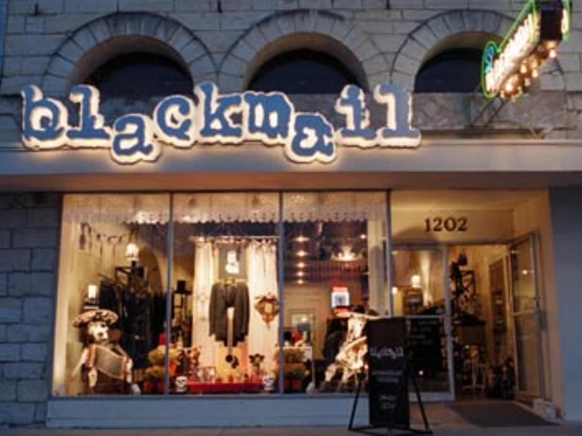 Austin Photo: Places_shopping_blackmail_exterior
