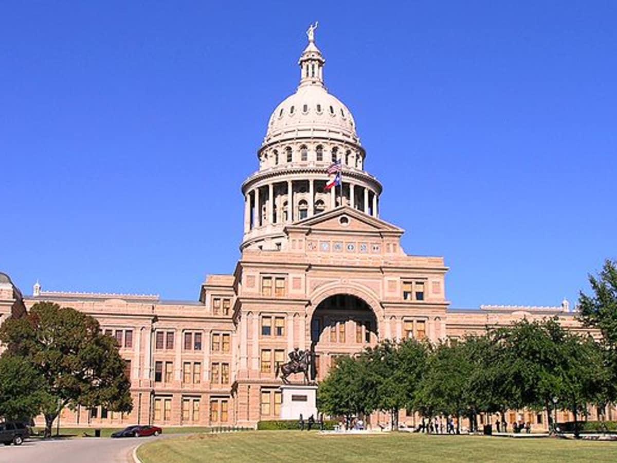 Austin Photo: Places_unique_austin_texas_state_capitol_building