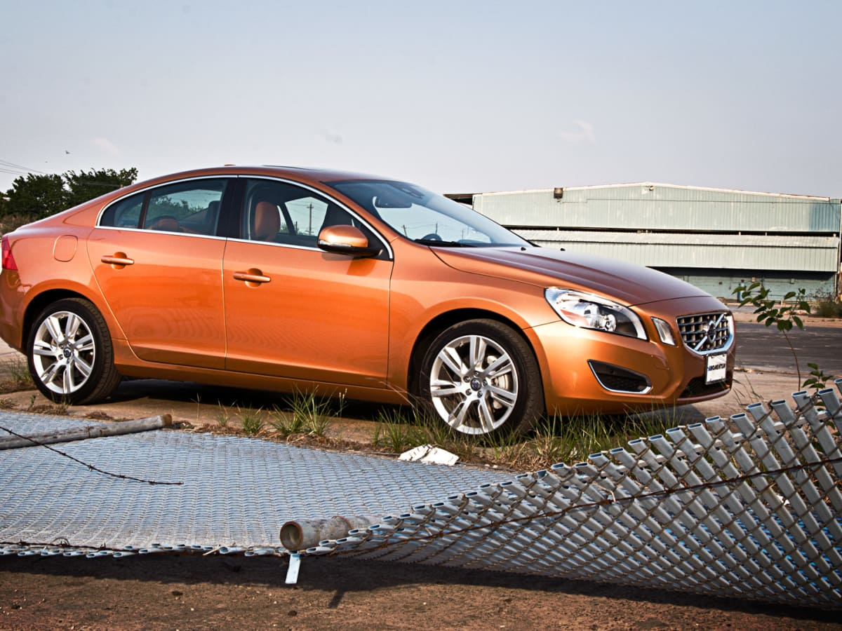 Volvo S60 T5 strives to be a little naughty, but with nifty feature... - CultureMap Houston