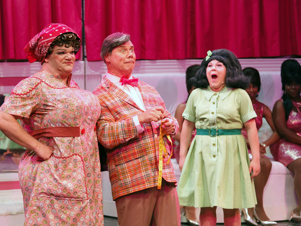 Austin photo: News_Zach Theatre Hairspray_Review_Edna
