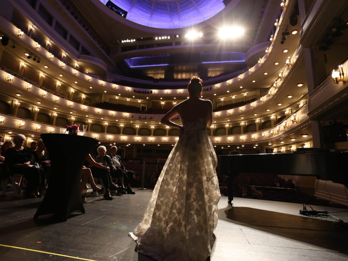 Fort Worth Opera Gala 2018, Audrey Luna