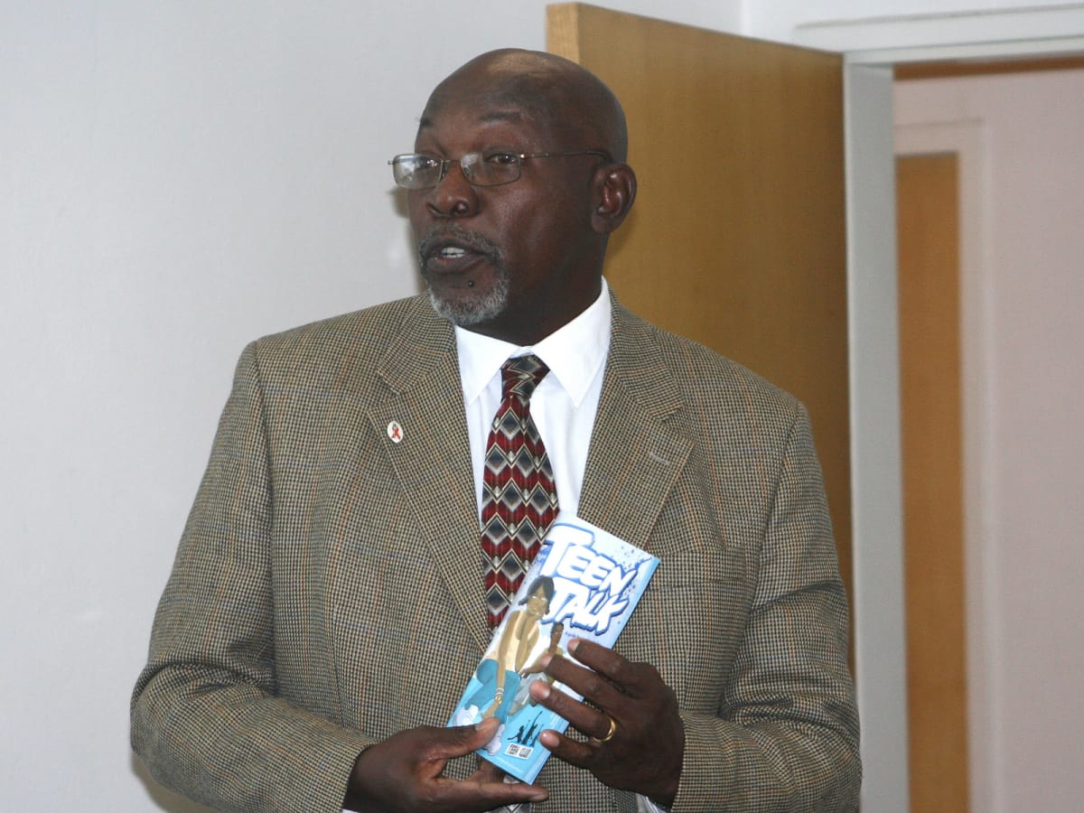 Baylor pediatric AIDS initiative, August 2012, Dr. Gabriel Anabwani