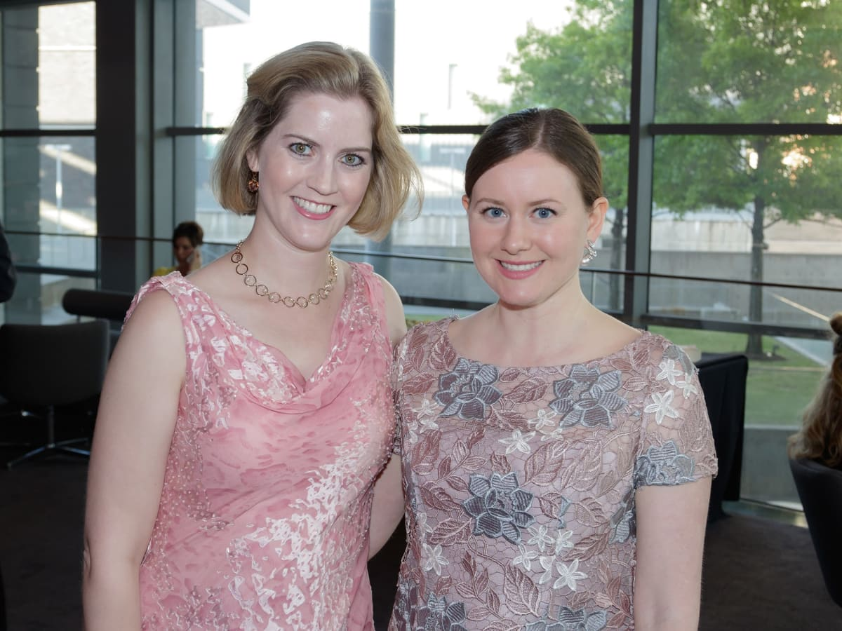 Dallas Opera Springs Gala 2018, Whitney MacDonald, Jane Weir