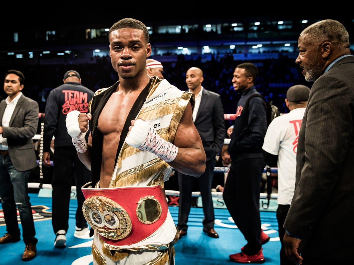 Errol Spence Jr.
