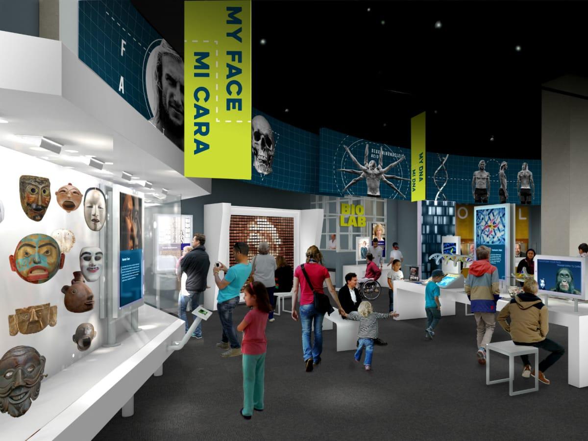 Perot Museum rendering