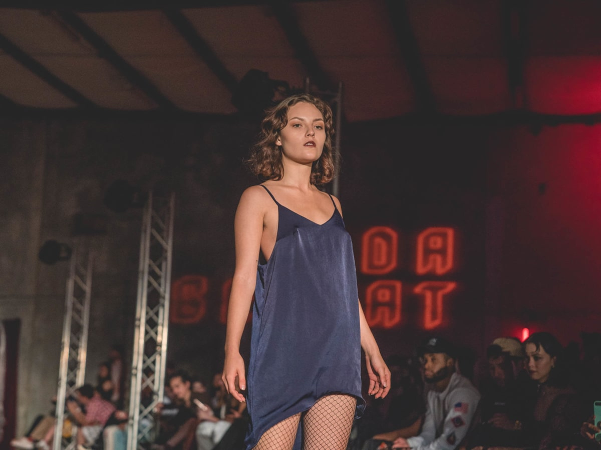 Diptych II Fashion Show Ida Béhjat