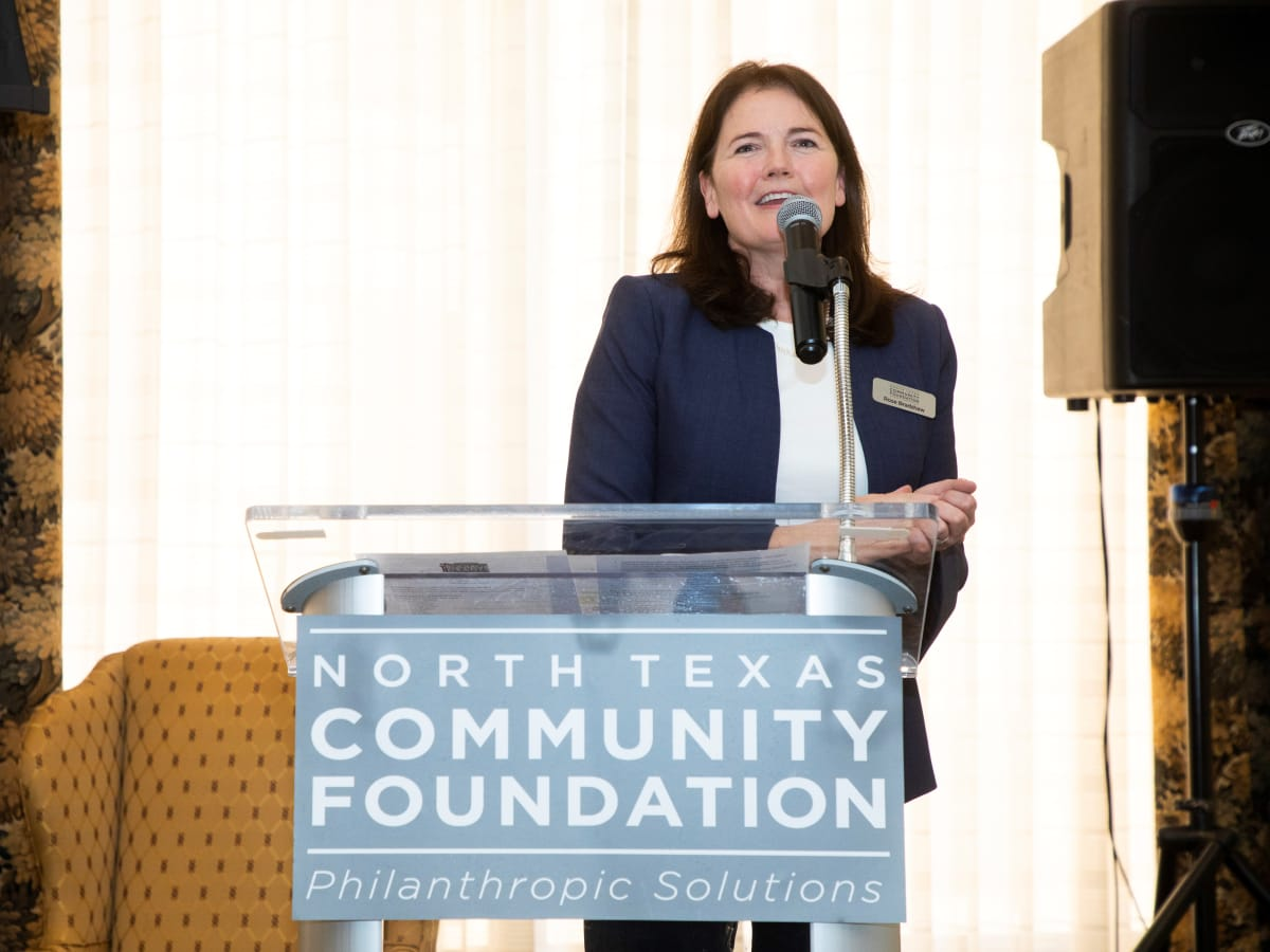 North Texas Community Foundation, Rose Bradshaw