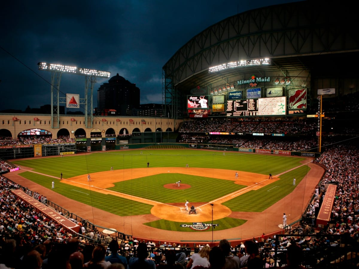 Places A E Minute Maid Park Ballpark 1