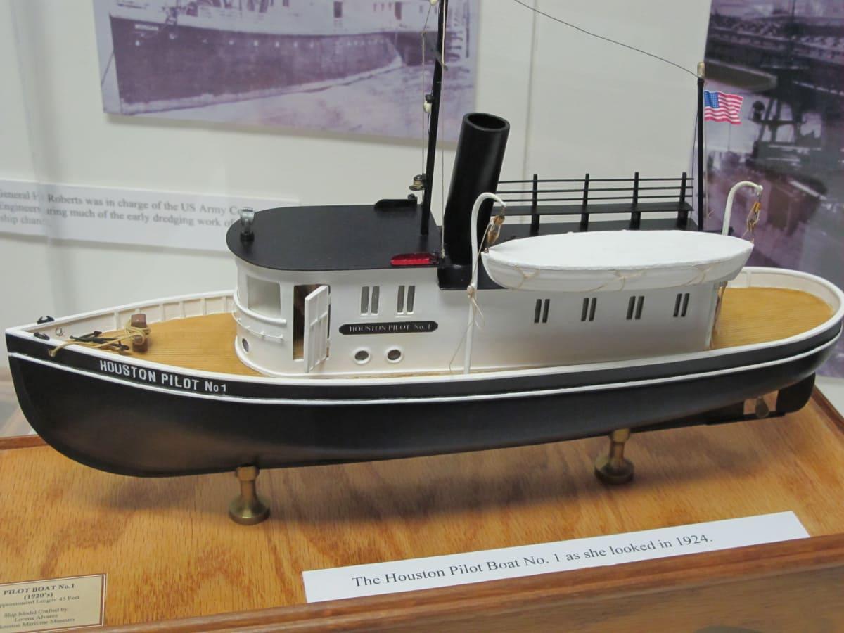 Houston Pilot boat