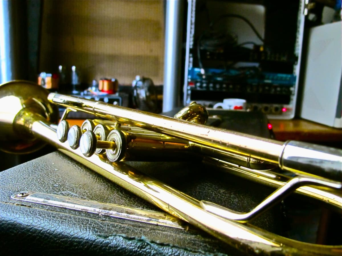 Big horns in listenlisten's music