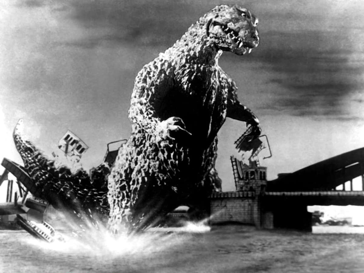 Magnolia at the Modern presents Godzilla