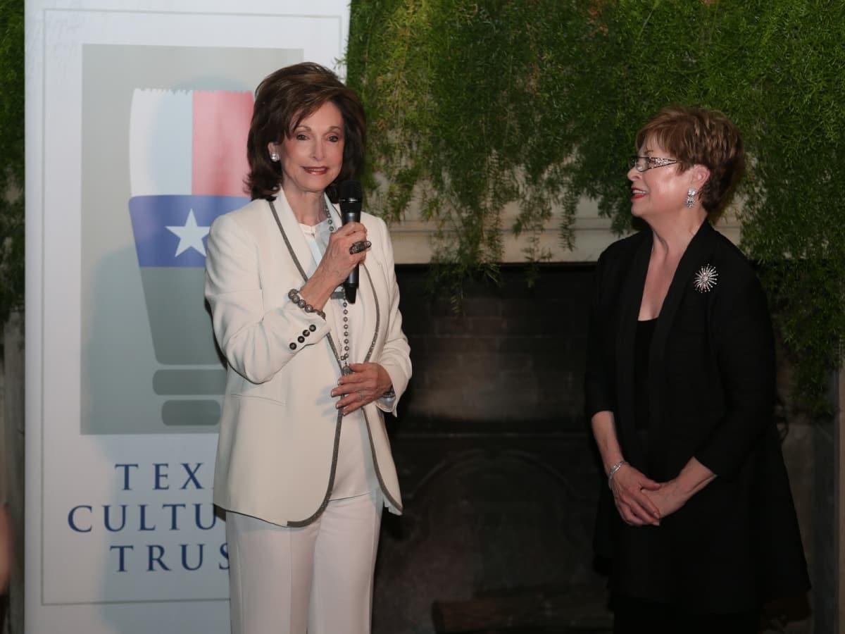 Texas Women for the Arts, Gene Jones