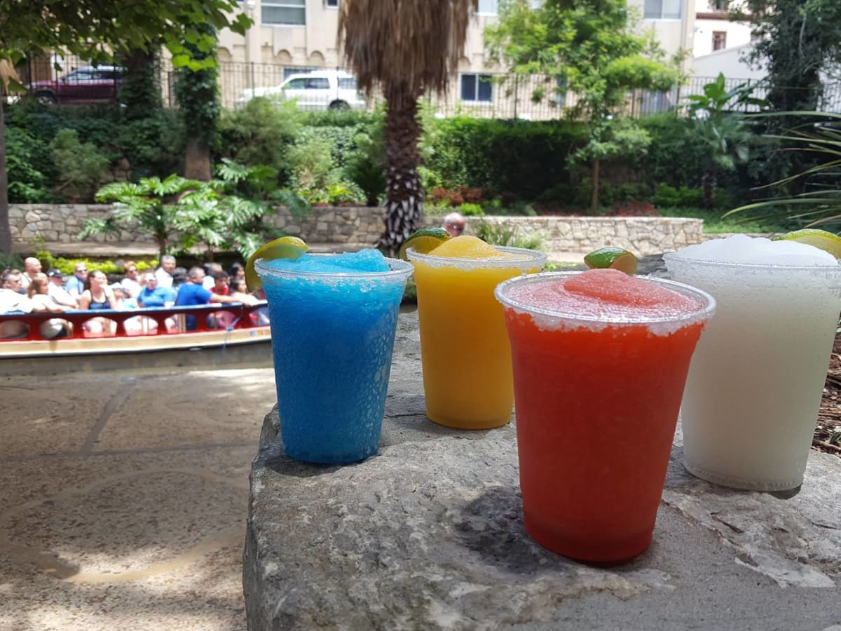 Thirsty Aztec frozen drinks SATX