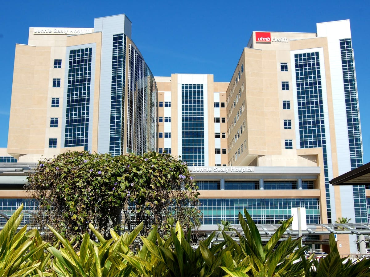 UTMB Jennie Sealy Hospital Santa Fe shooting