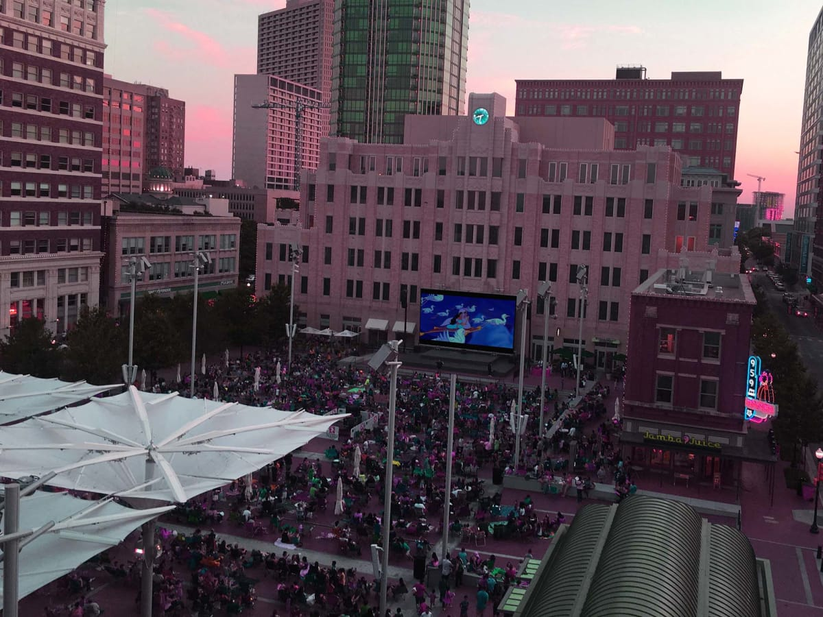 Sundance Square Movie Nights