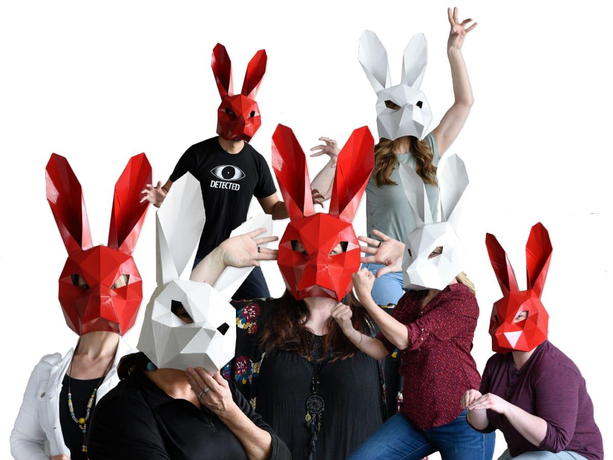 Dallas Theater Center presents White Rabbit Red Rabbit