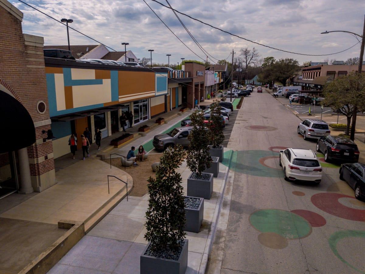 Rice Village Amherst Street