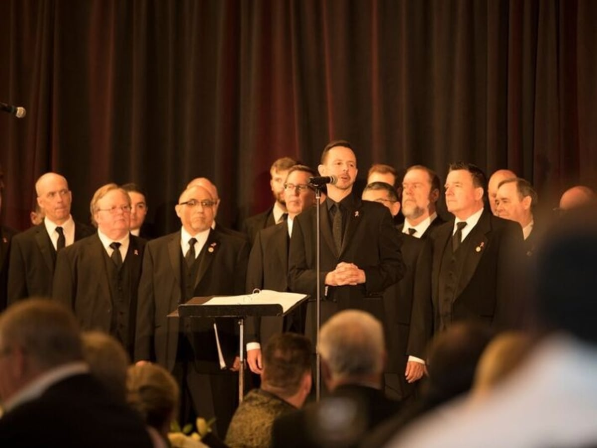 Turtle Creek Chorale, Evening of Hope