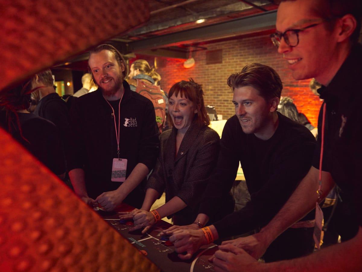 Beer Mansion arcade games