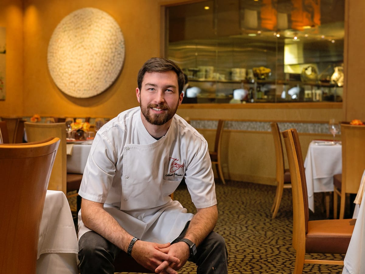Austin Waiters Tony's Tony Vallone