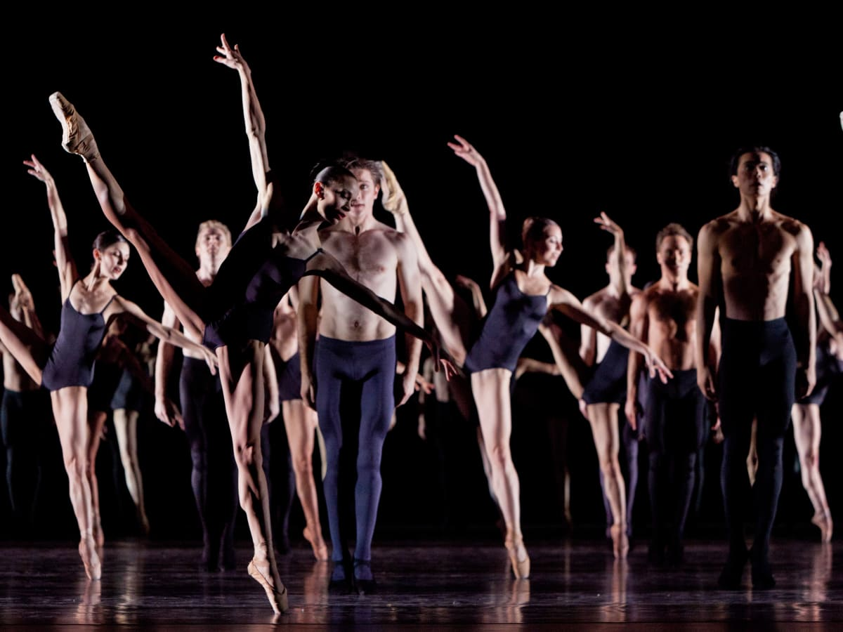 Houston Ballet: Bolero, Ian Casady, Melissa Hough