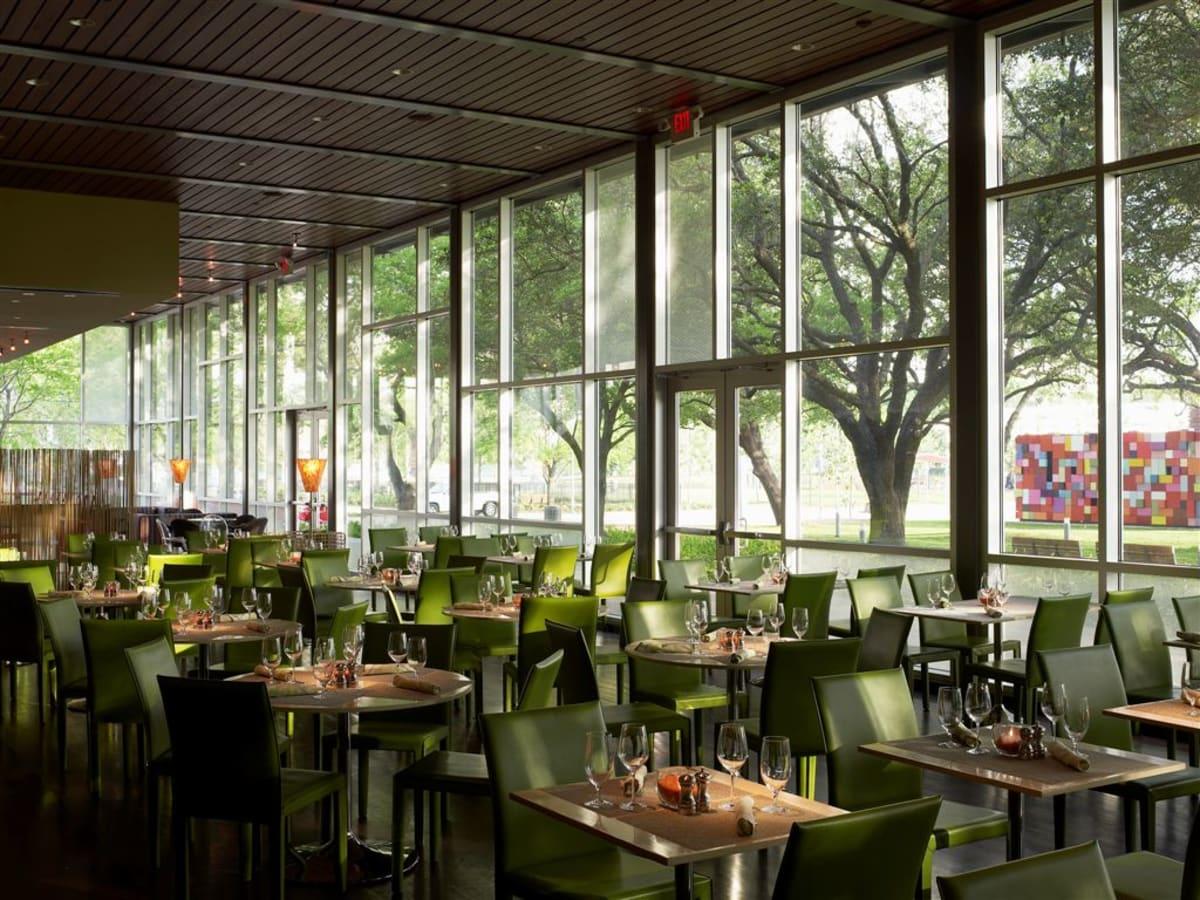 The Grove Houston interior
