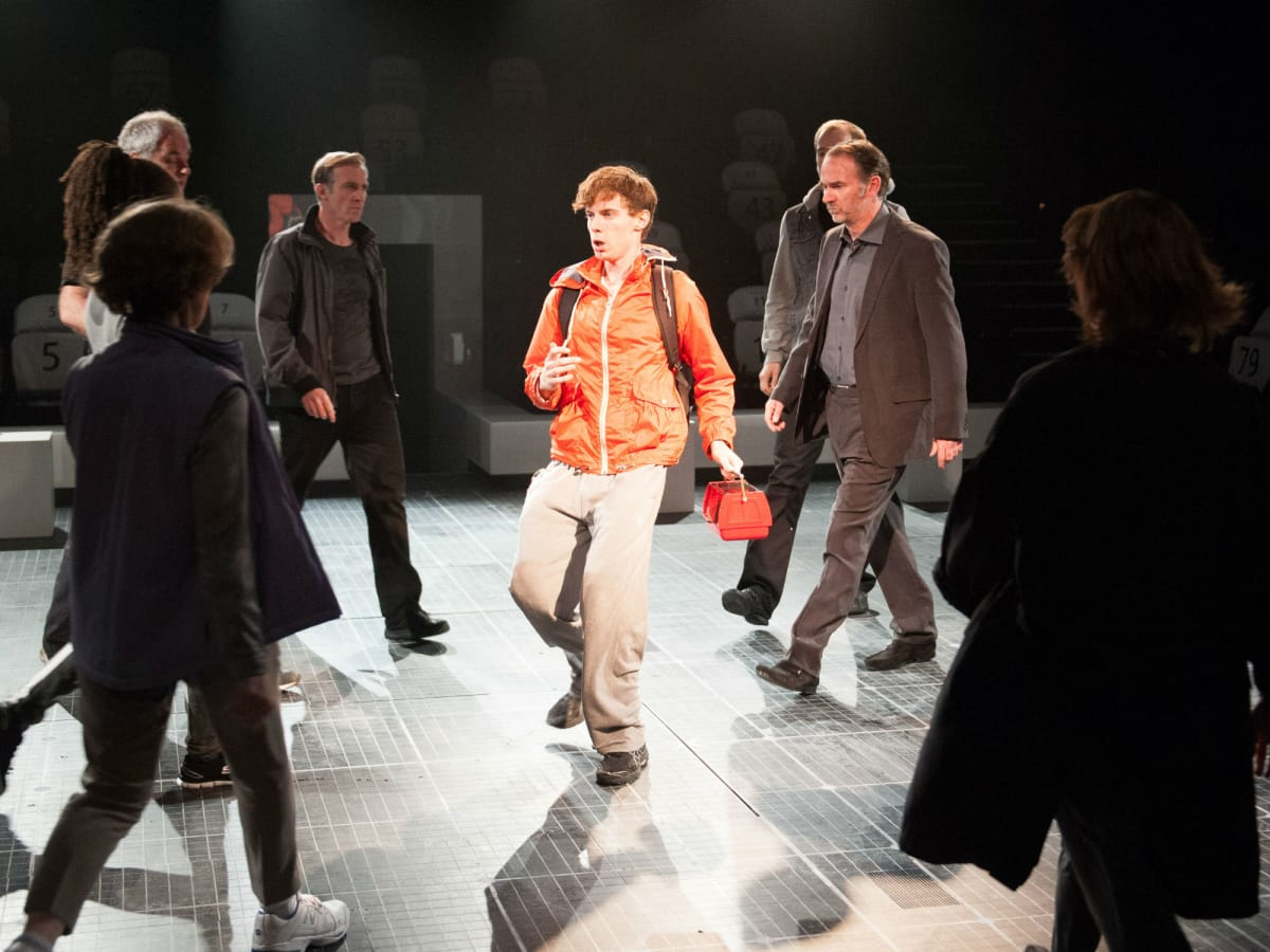 National Theatre Live presents The Curious Incident of the Dog in the Night-Time