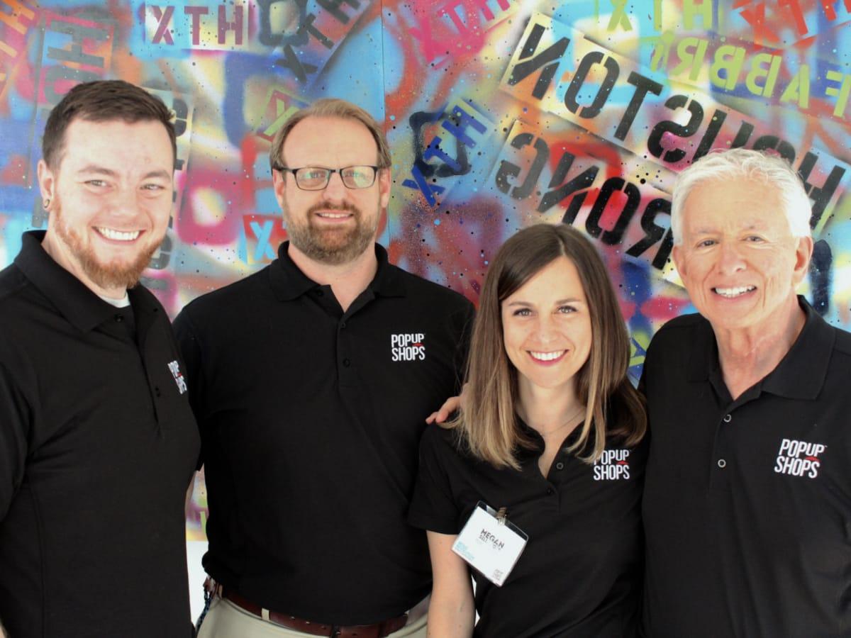 Houston PopUp retail shop founders