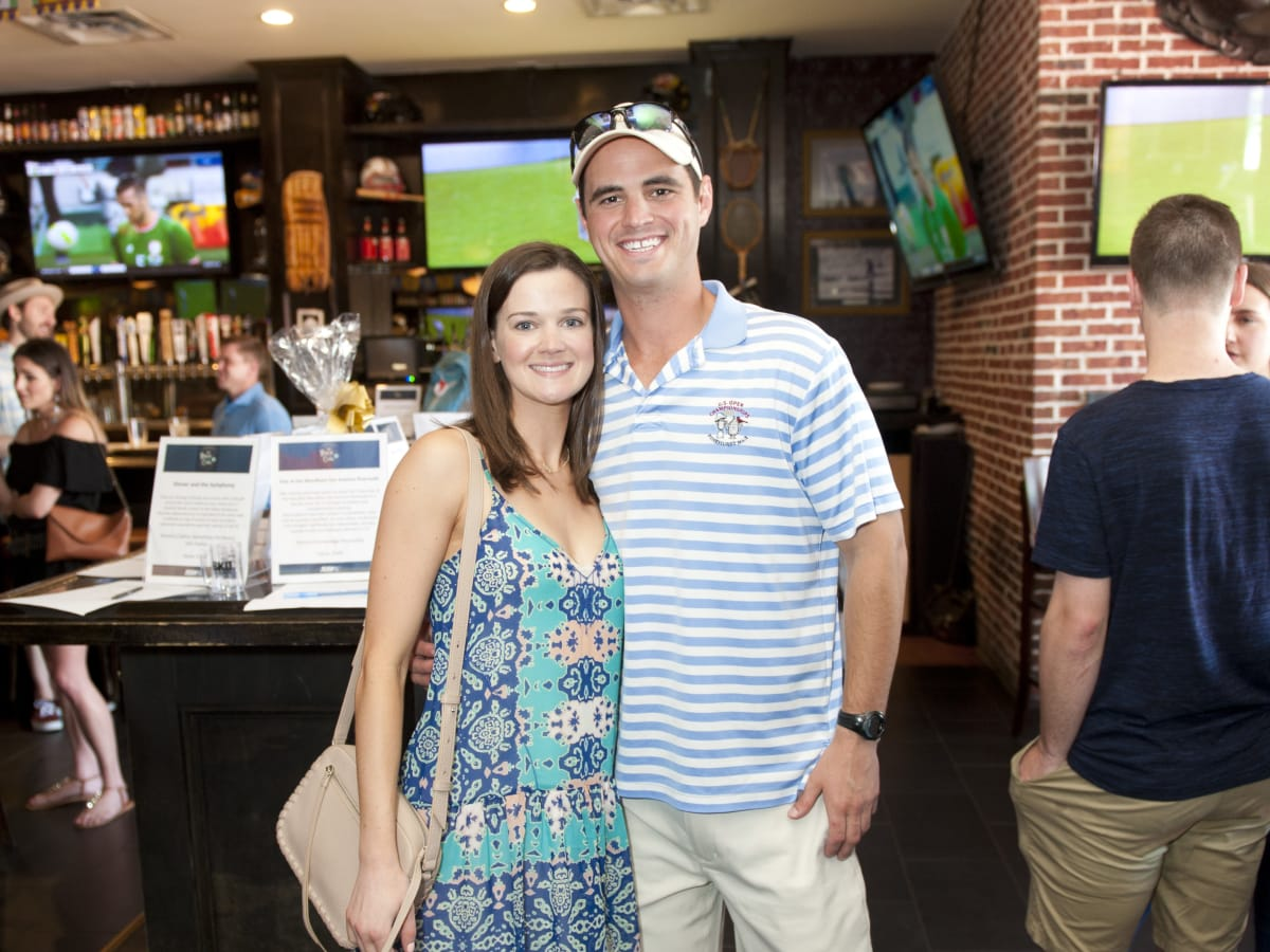 Carly O'Meara and Jonathan Yates, JDRF Brew the Cure 2018