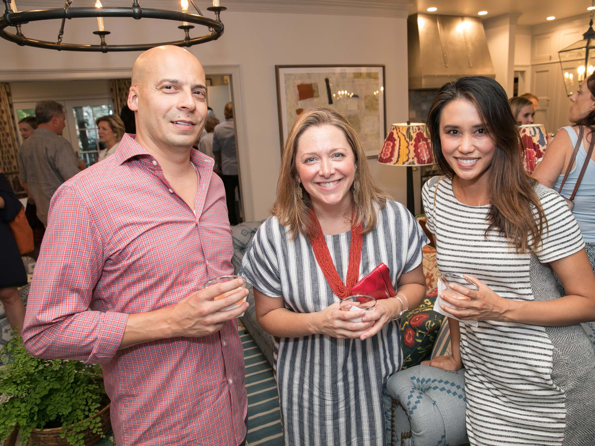 Southern Living Idea House 2018 VIP party