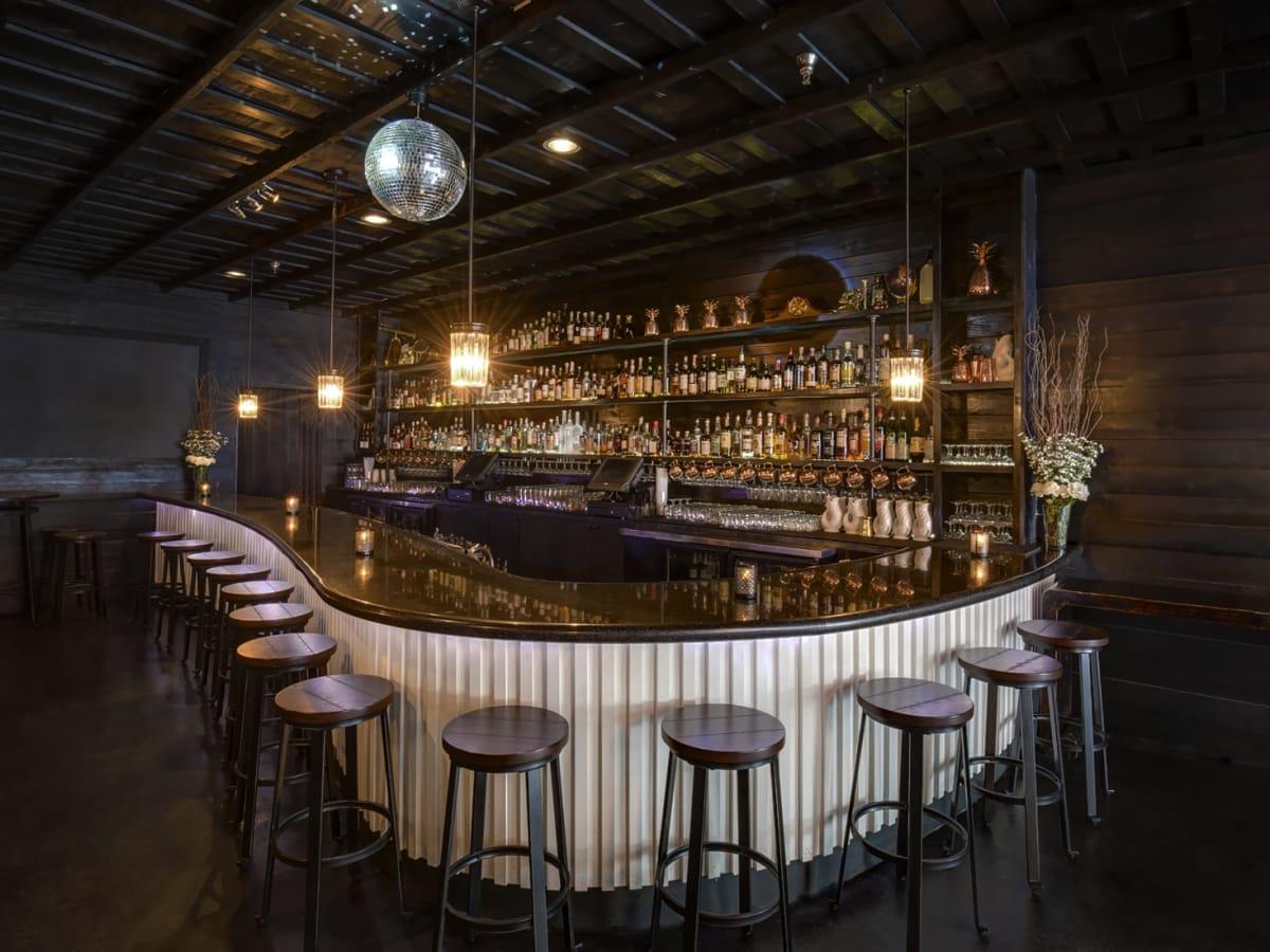 The Eleanor bar