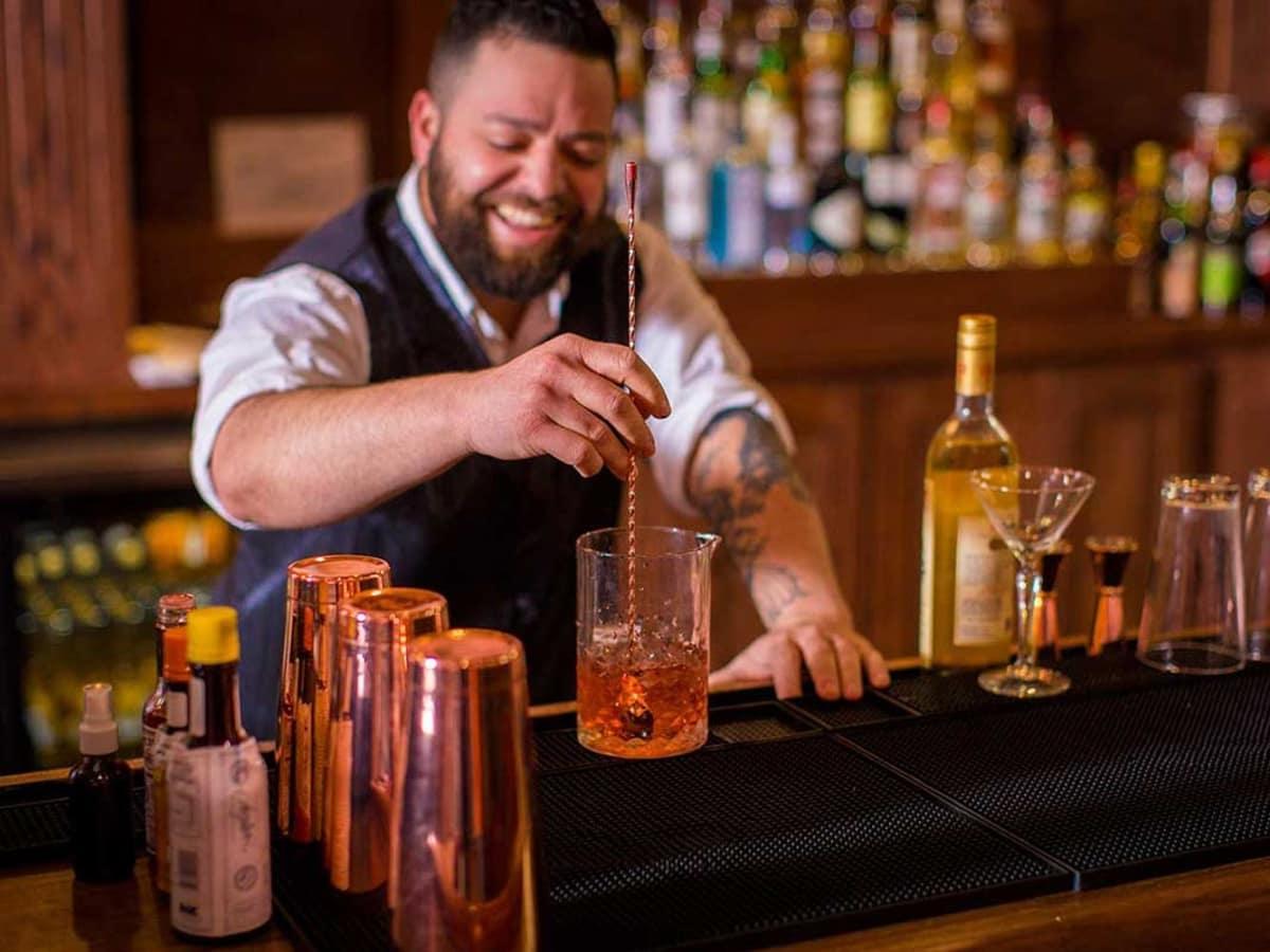 Niles City Hall, Fort Worth Stockyards bar