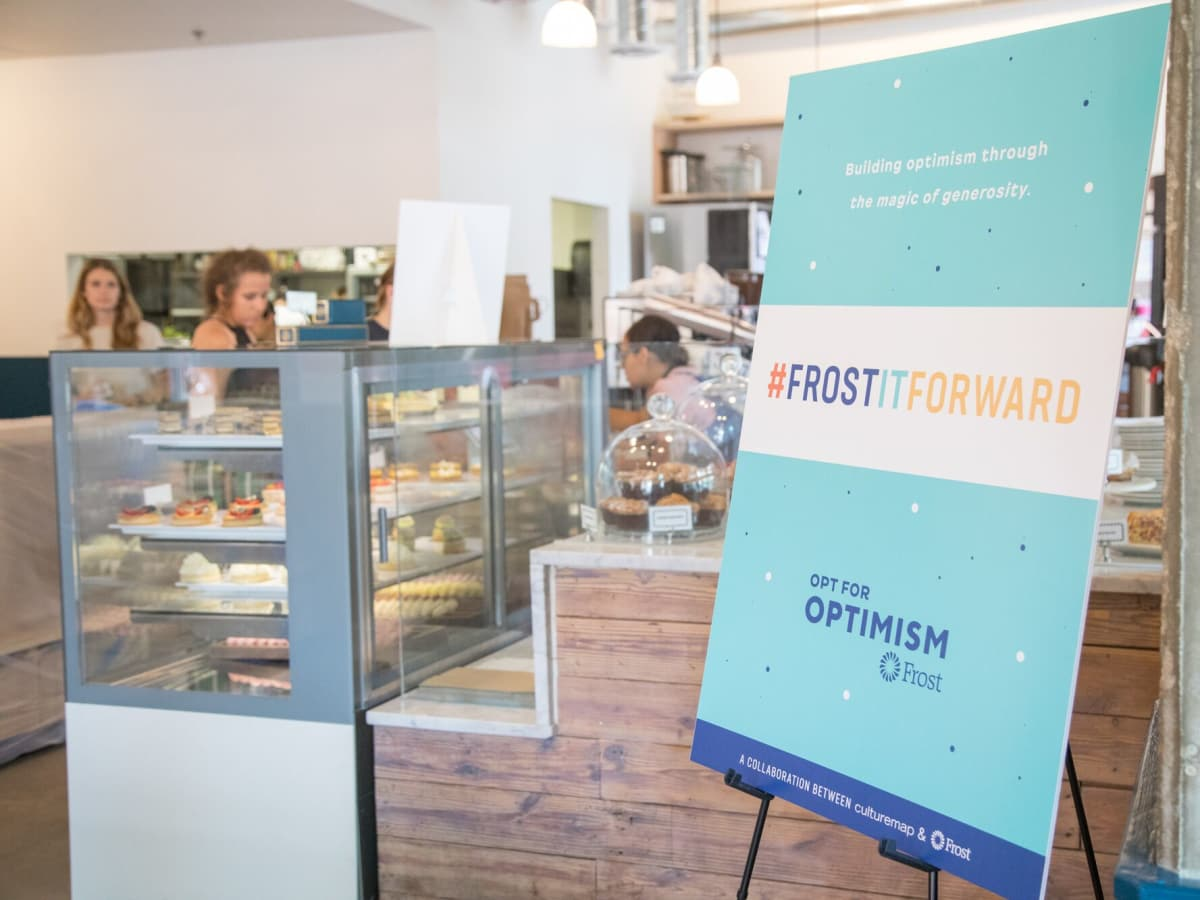Frost Bakery Lorraine Pop Up
