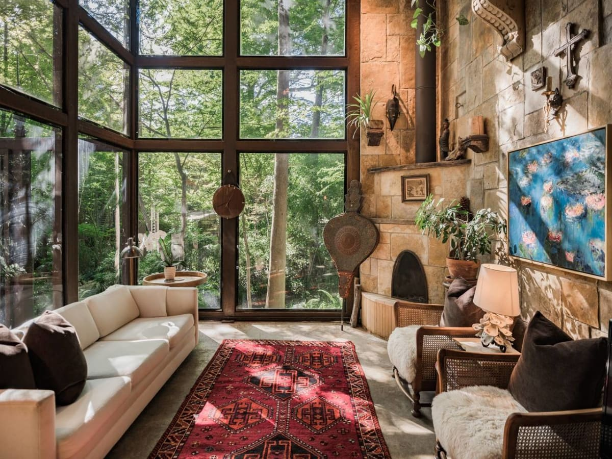 Dallas Wish-listed Airbnb