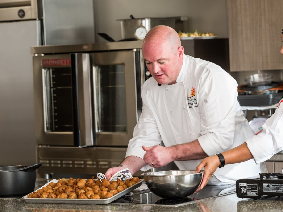 Central Market Executive Chef Monte Davis