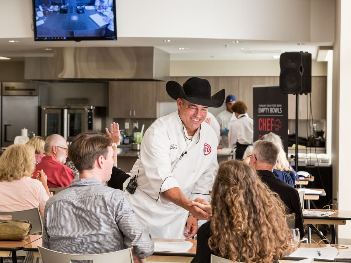Cowboy Chef Mike Newton