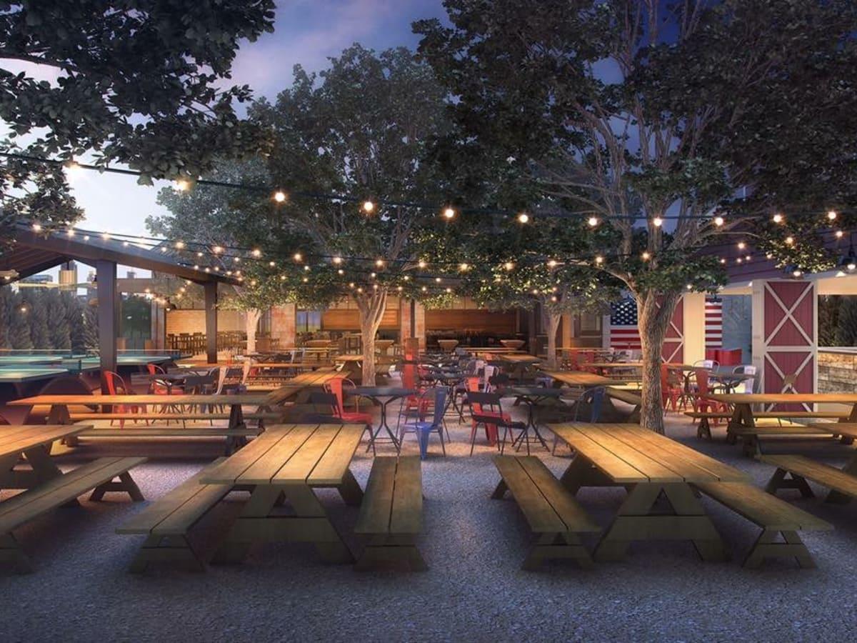 America Gardens Houston rendering