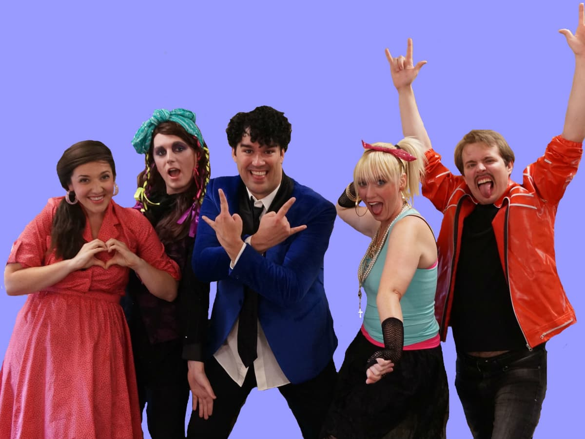 Stolen Shakespeare Guild presents The Wedding Singer