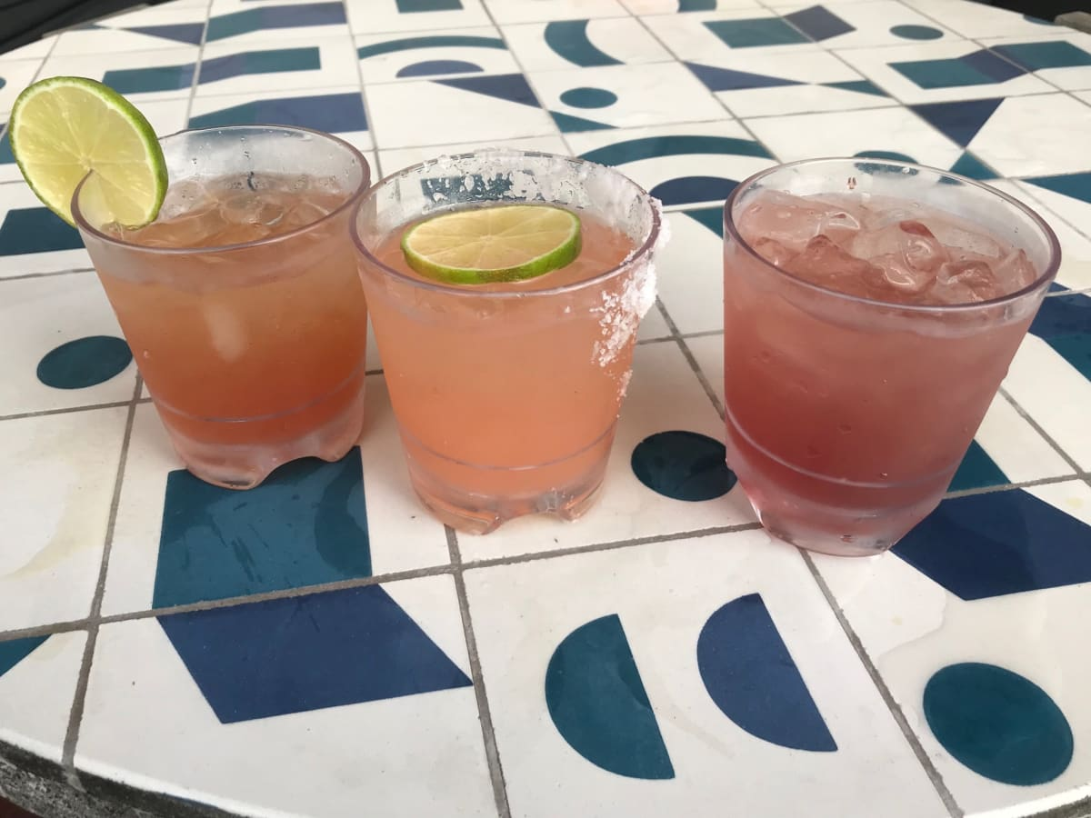 El Segundo Swim Club cocktails