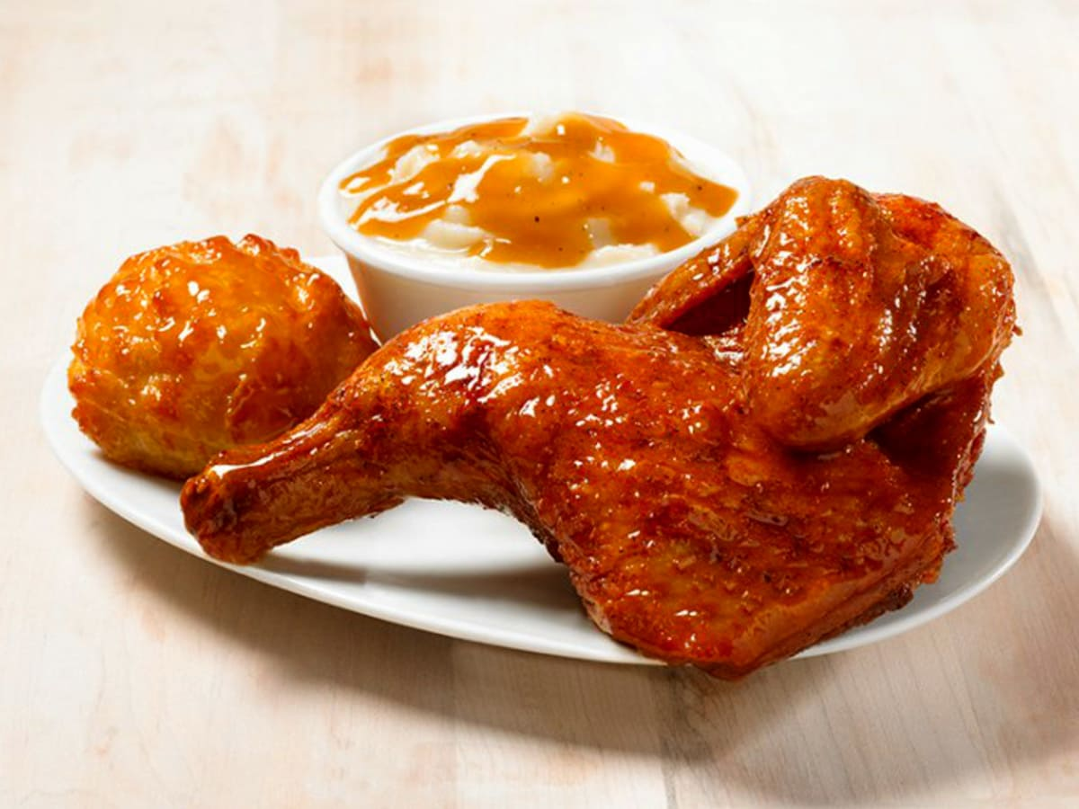 Drive-Thru Gourmet - Church's Smokehouse Chicken