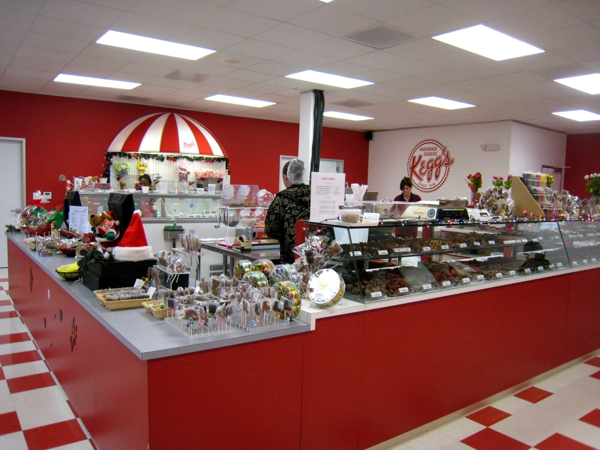 Kegg's Candies Houston closing
