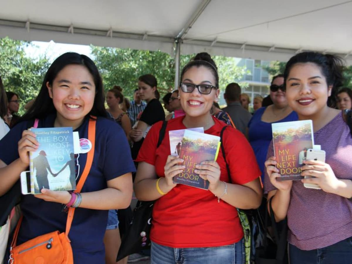 Texas Teen Book Festival