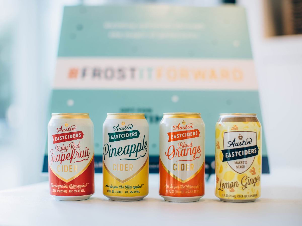 Austin Eastciders, Class Studios Frost pop-up