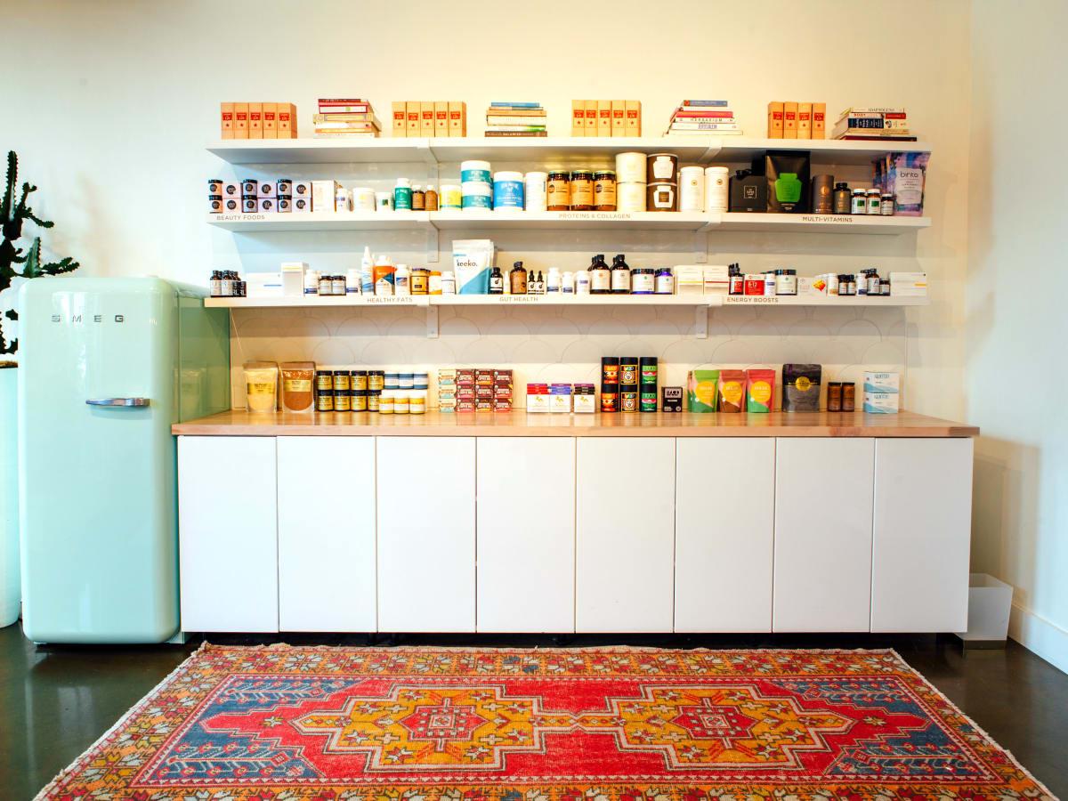 Lemon Laine new store interior