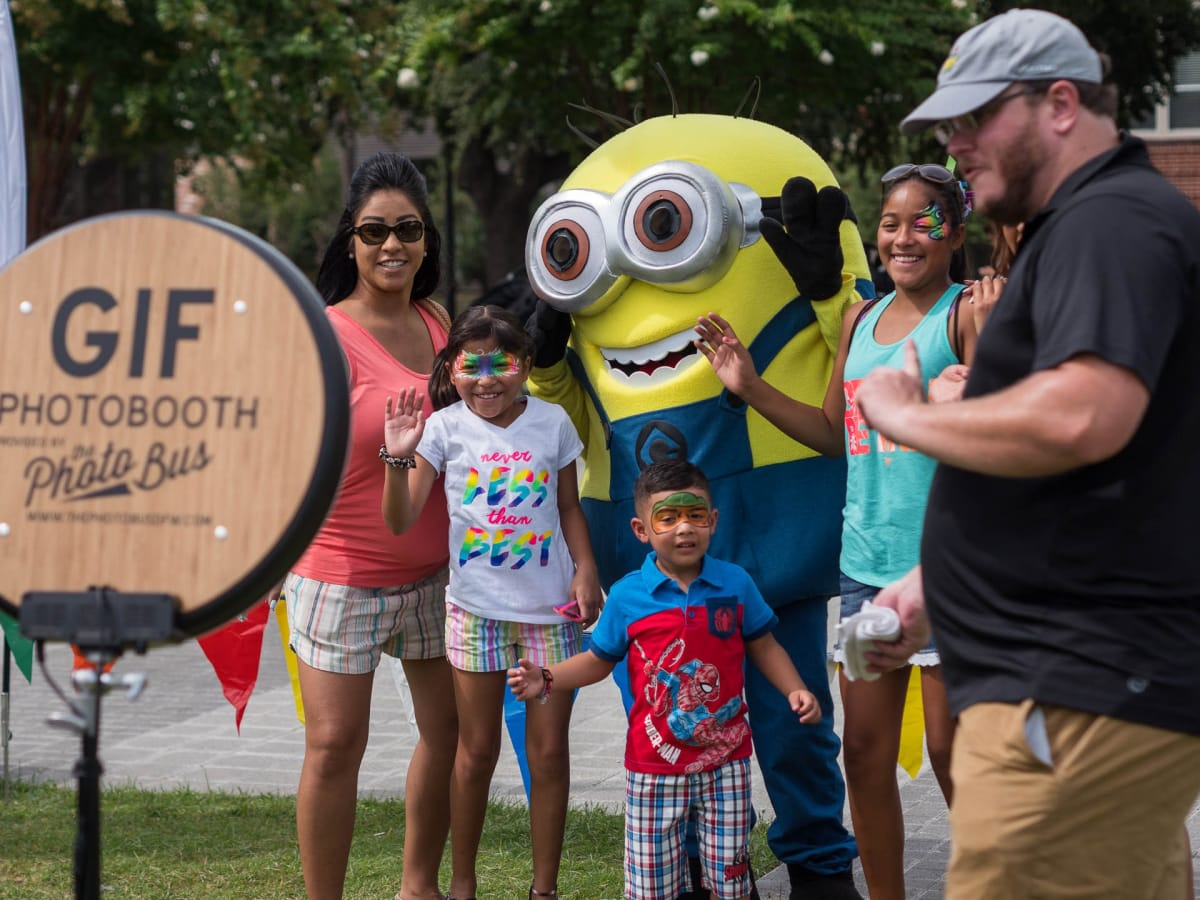 Uptown Dallas Kids Carnival
