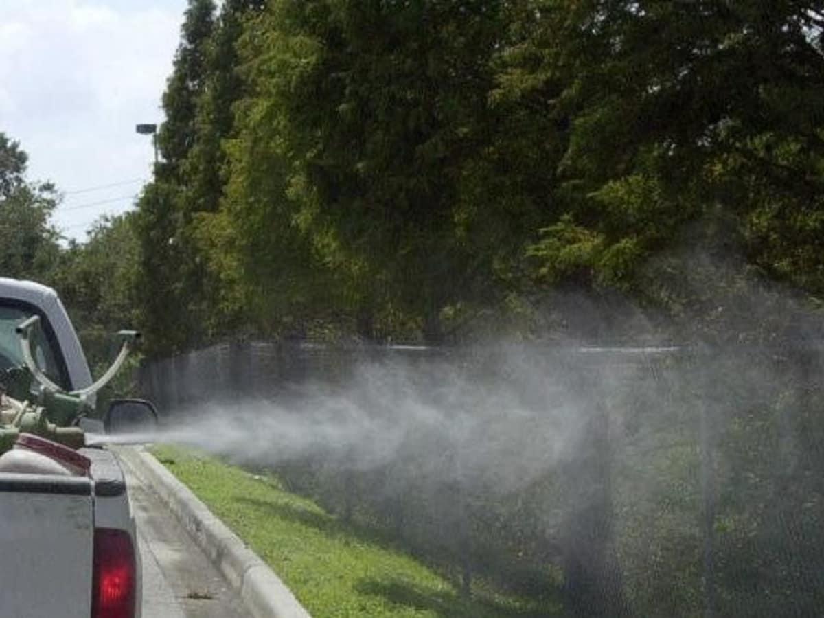 News_mosquito spray