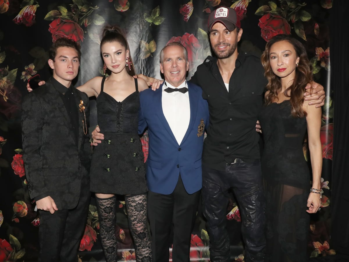 Henry Family and Enrique Iglesias
